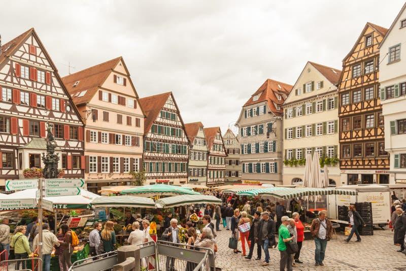 Tubinga, Alemania imagen de archivo