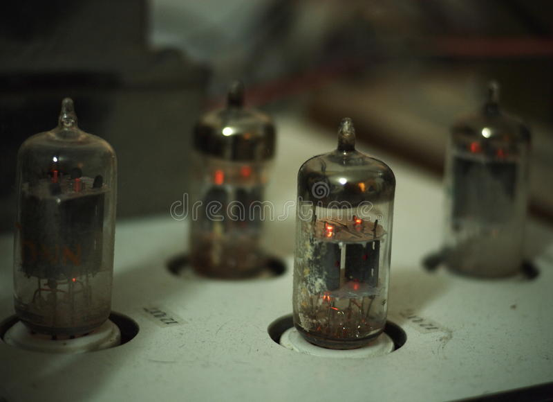 Tubka amp fotografia stock
