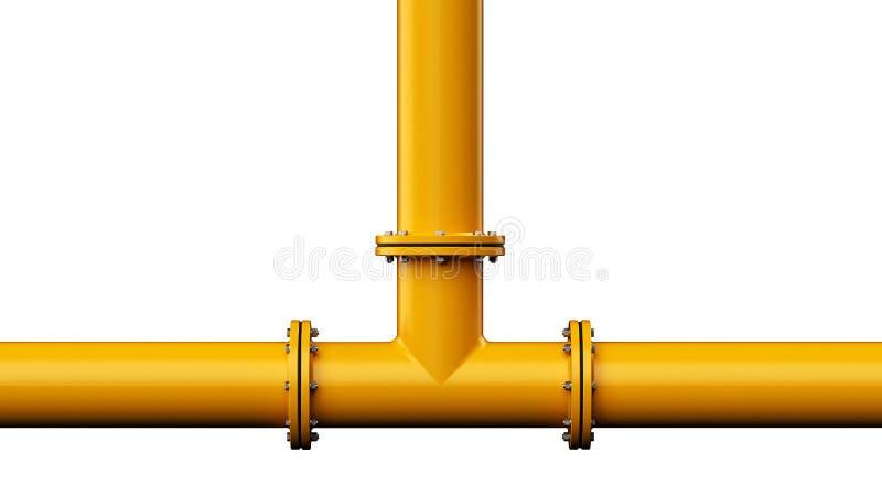 Tubo illustrazione di stock