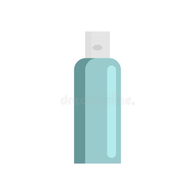 Tubo de creme isolado cosméticos da tuba no fundo branco ilustração stock