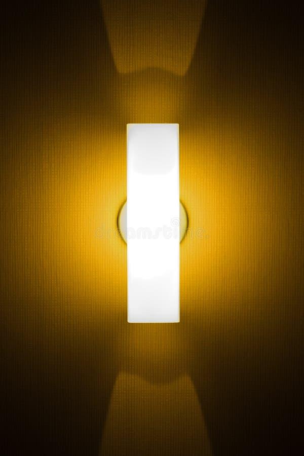 Tubo de la luz de neón imágenes de archivo libres de regalías