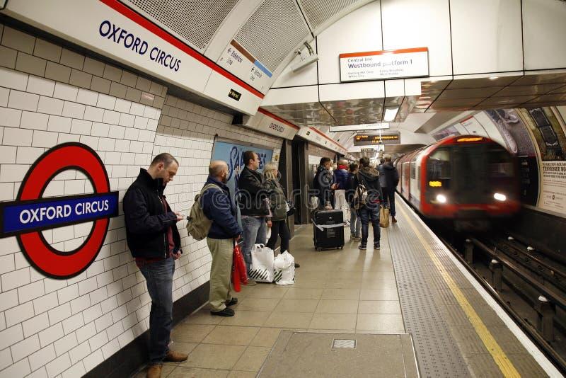 Tubo de Londres, circo de Oxford