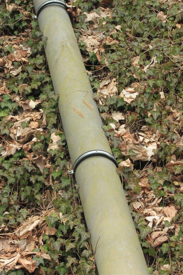 Tubo di acque reflue immagine stock libera da diritti