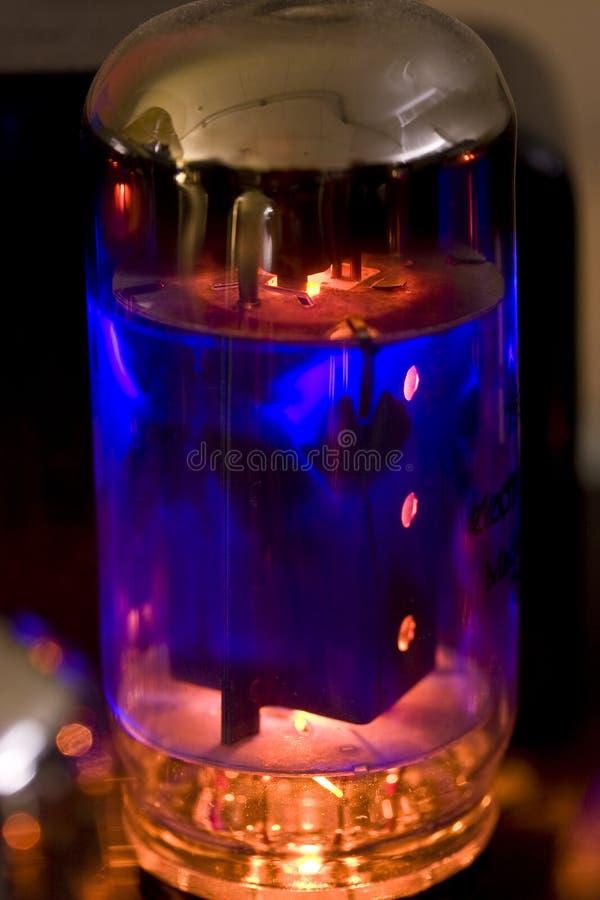 Tubo di elettrone immagine stock libera da diritti