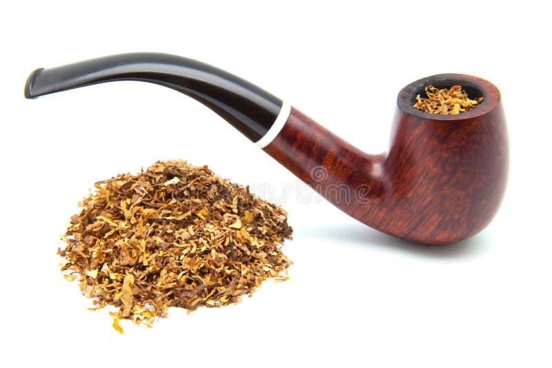 Tubo di tabacco fotografia stock libera da diritti