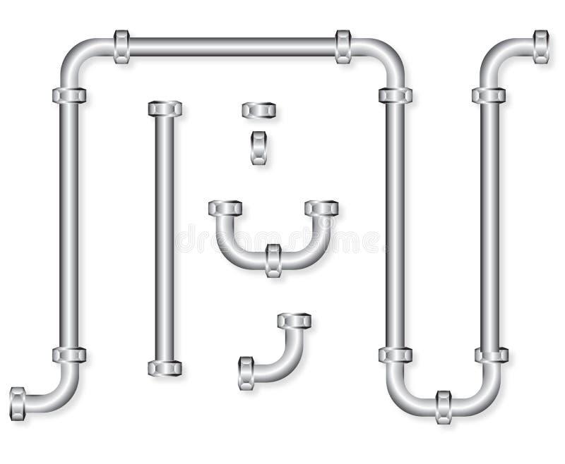 Tubo di vettore illustrazione vettoriale