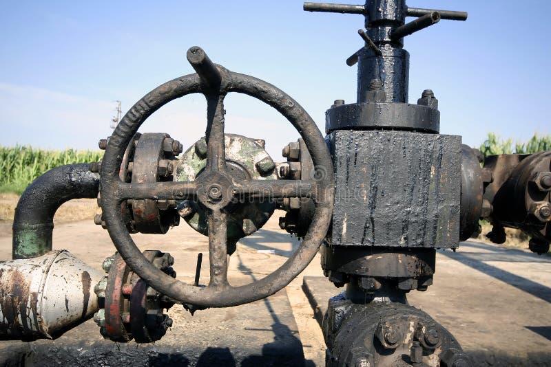 Tubo industrial foto de archivo