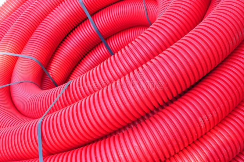 Tubo Plástico Imagen de archivo