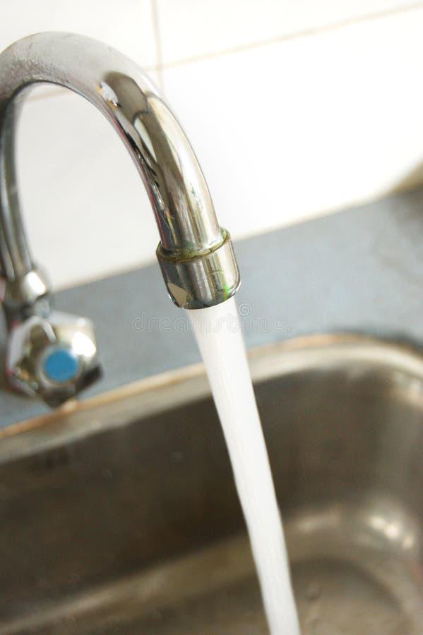 Tubulação de água fotos de stock royalty free