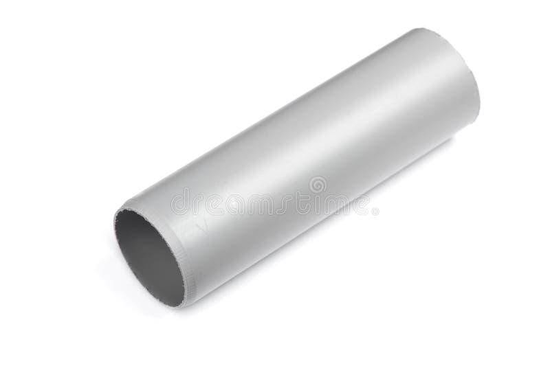 Tubulação plástica curto fotos de stock