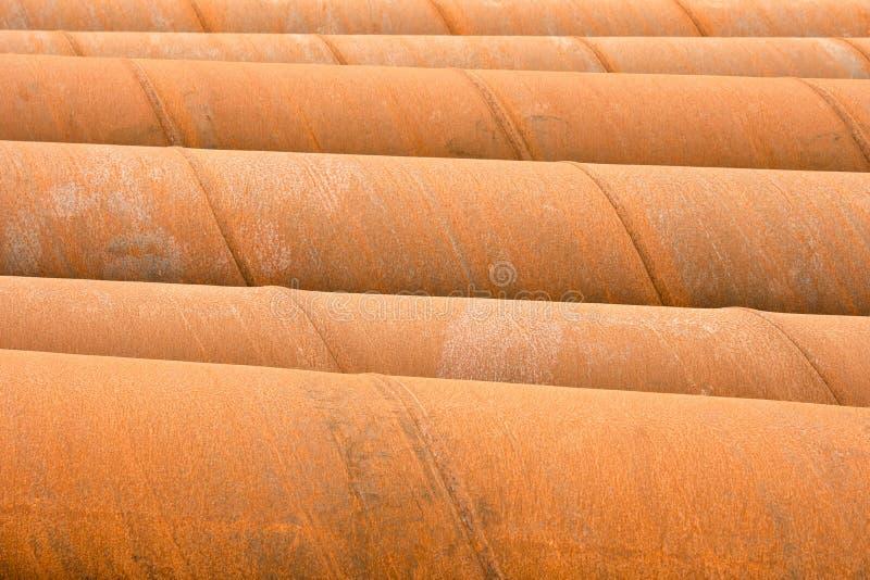 Download Tubulações oxidadas foto de stock. Imagem de straight - 26515500