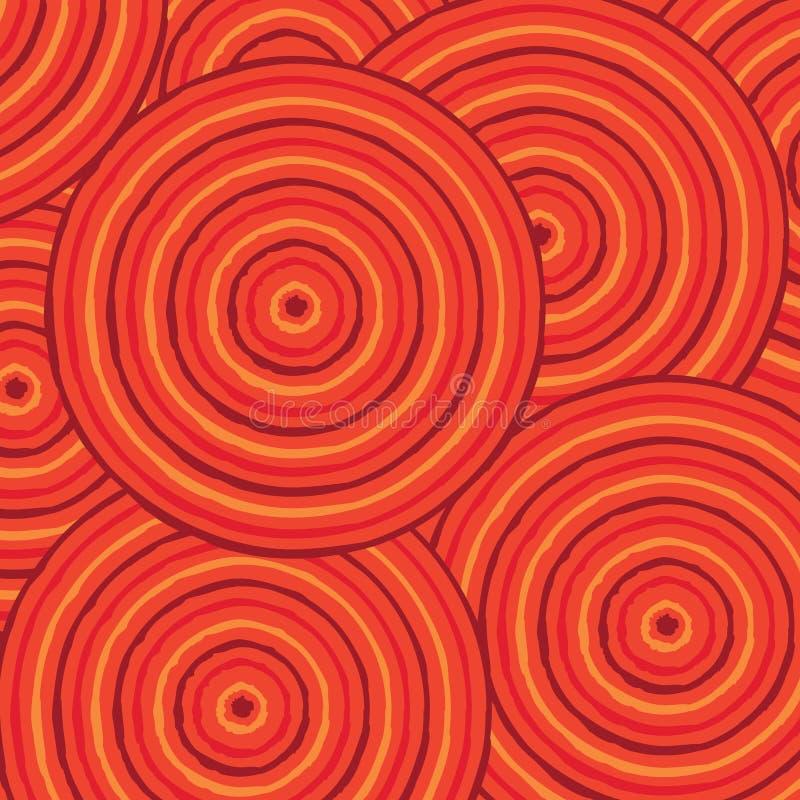 tubylcza abstrakcjonistyczna sztuka ilustracji