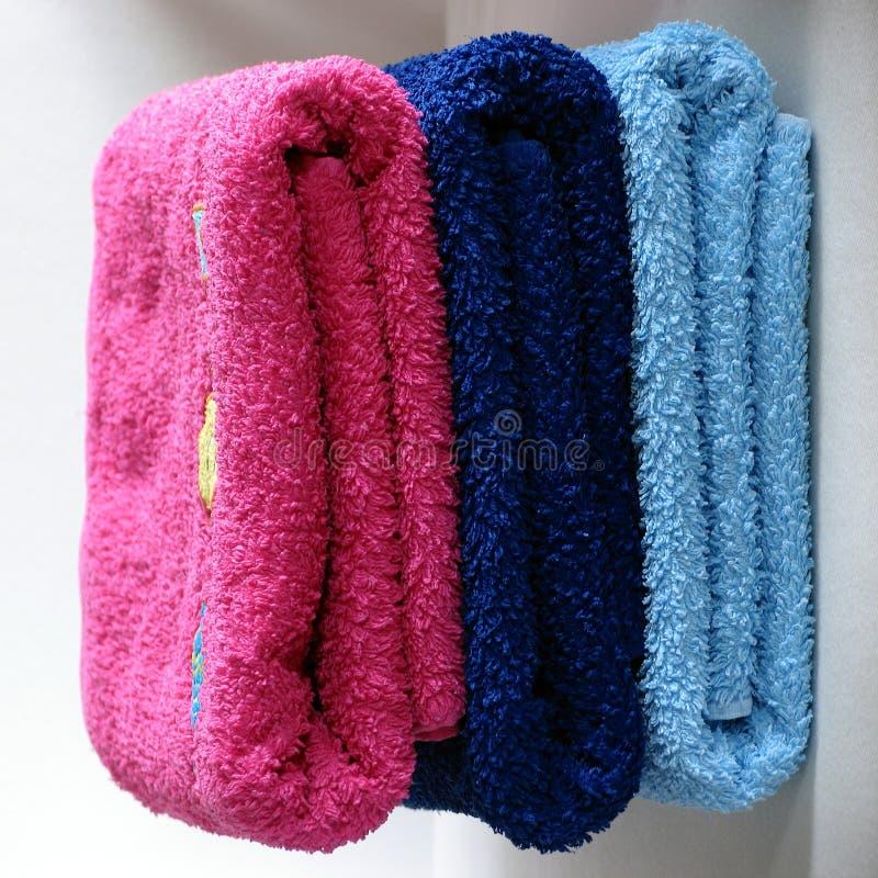 Download Tuch stockfoto. Bild von dusche, pink, tuch, blau, baumwolle - 46632