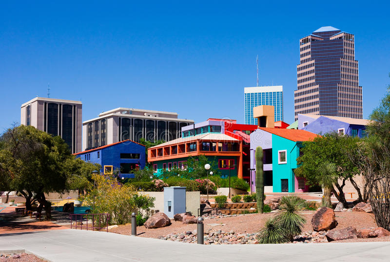 Tucson Arizona fotografia stock libera da diritti