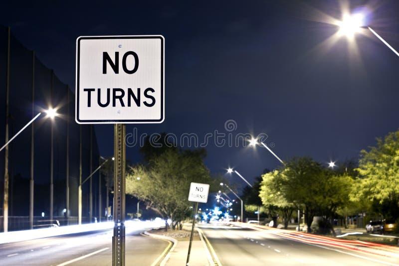 tucson az city street at night time stock photo image of
