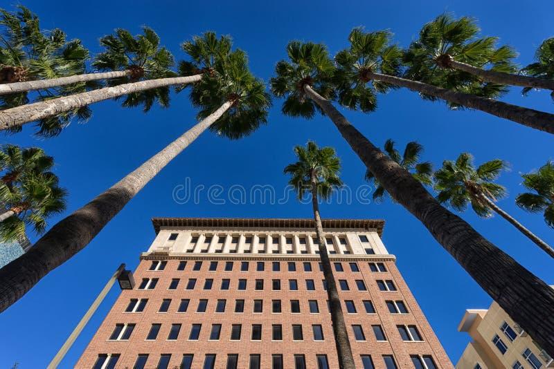 Tucson van de binnenstad Arizona stock afbeeldingen