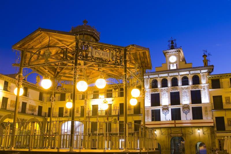 Tudela, Espanha imagem de stock