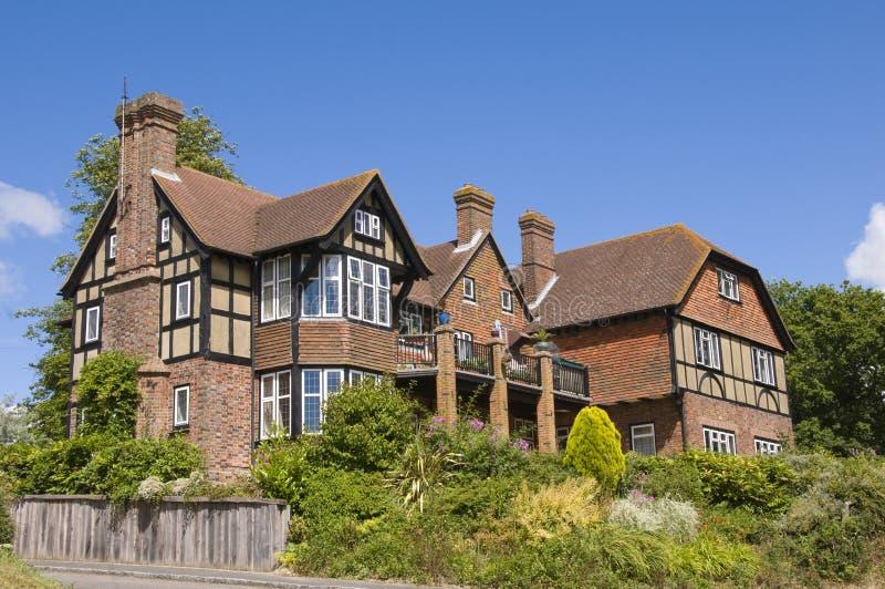 Tudor De Maison Photos libres de droits