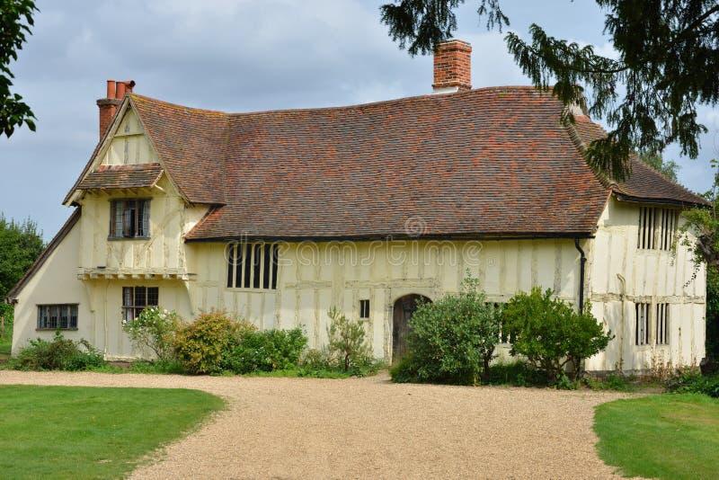 Tudor Farmhose Stock Photo