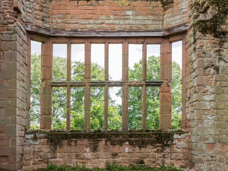 Tudor Gebäude stockfoto