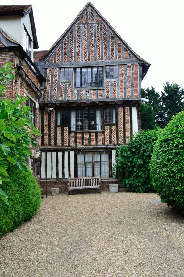 Tudor House imagenes de archivo