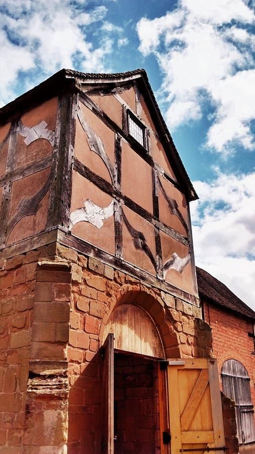 Tudor House foto de archivo libre de regalías