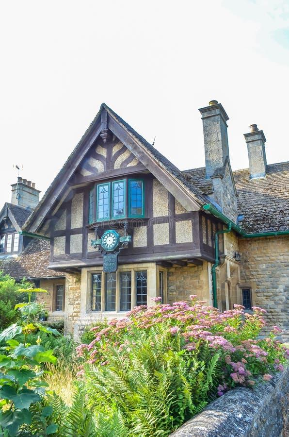 Tudor Style House Stock Image Image Of Victoria