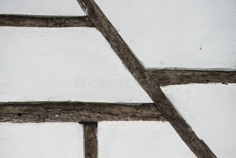 Tudor-Wand lizenzfreies stockfoto