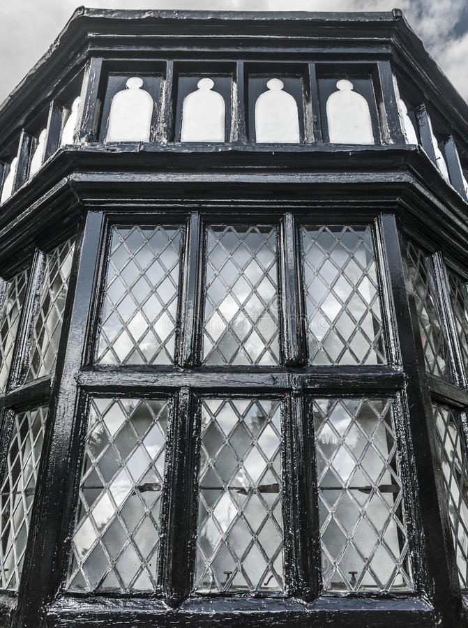 Tudor Window images libres de droits