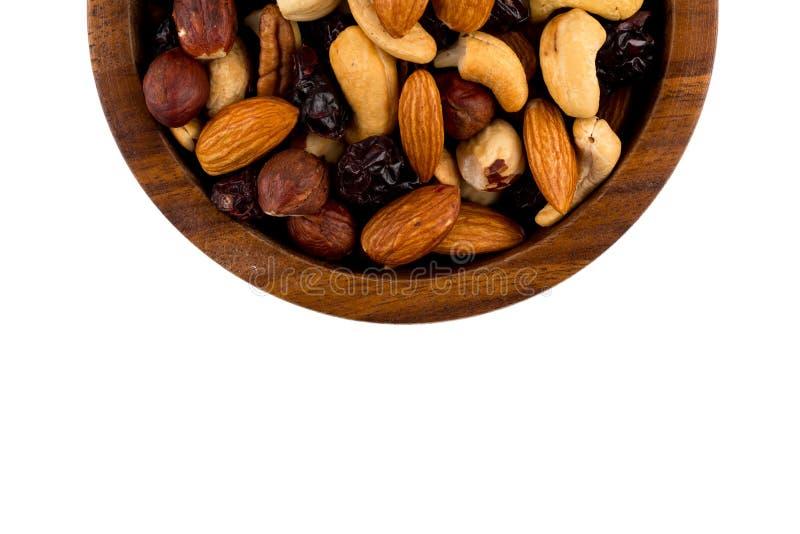 Download Tuercas De La Mezcla, Frutas Secas Y Uvas Imagen de archivo - Imagen de seco, arándanos: 100529923