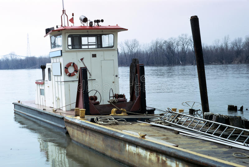 Download Tug Boat stock image. Image of barge, river, moving, floating - 14112865