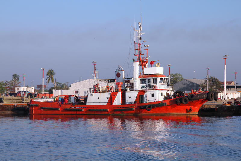 Download Tug Boat Royalty Free Stock Photography - Image: 27130187