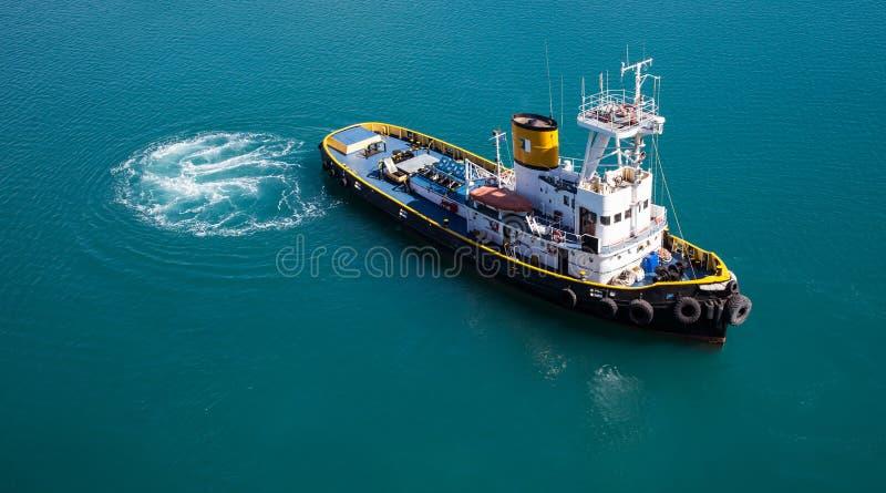 Tug Boat photo stock