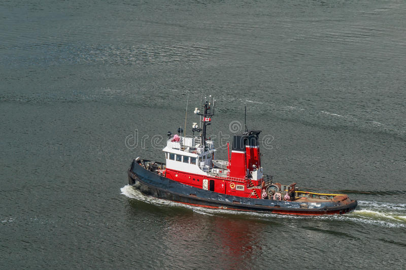 Tug Boat stock foto's