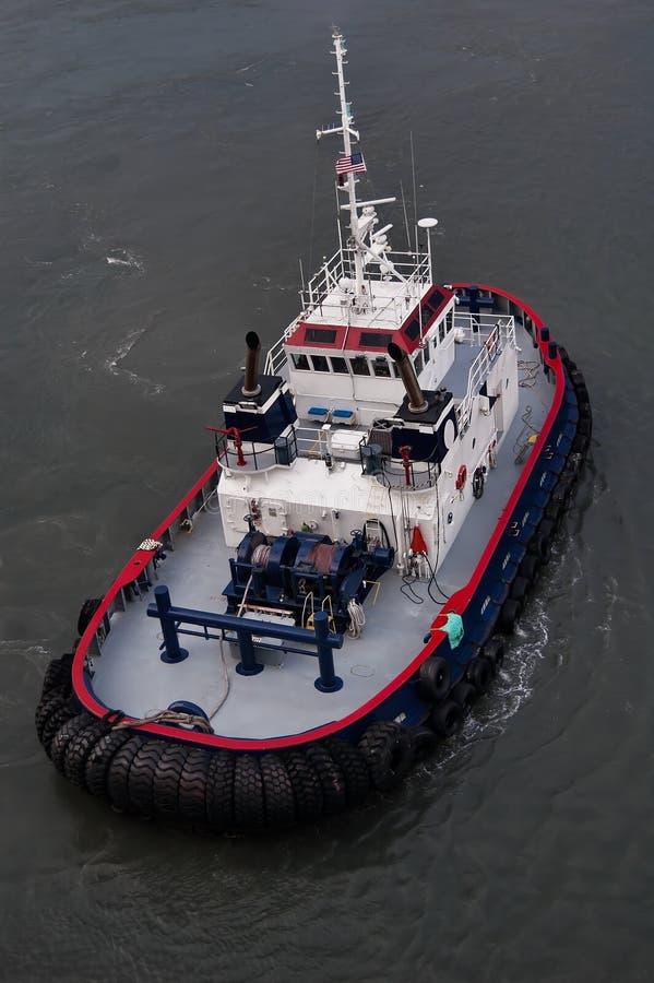 Free Tug Boat Royalty Free Stock Image - 53586656