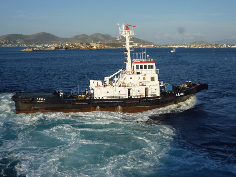 Tug Boat imagens de stock
