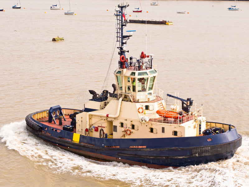 Download Tug Boat stock image. Image of boat, industry, muddy - 31606511