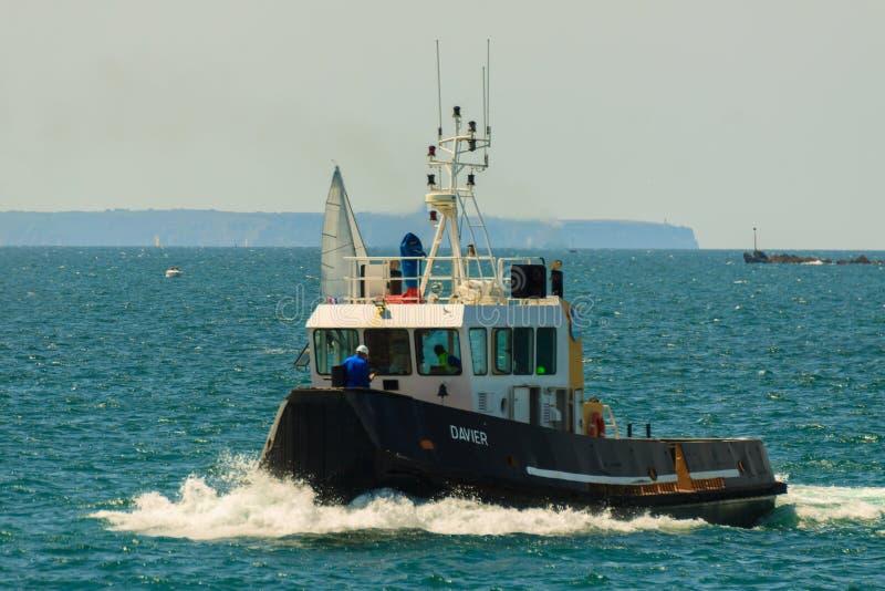 Tug Boat royalty free stock photos