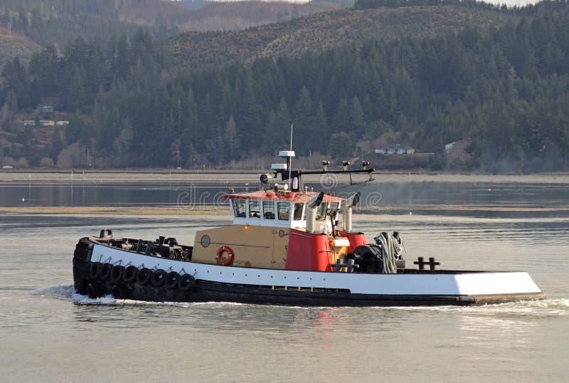 Download Tug Boats imagen de archivo. Imagen de encadenamiento - 42435739