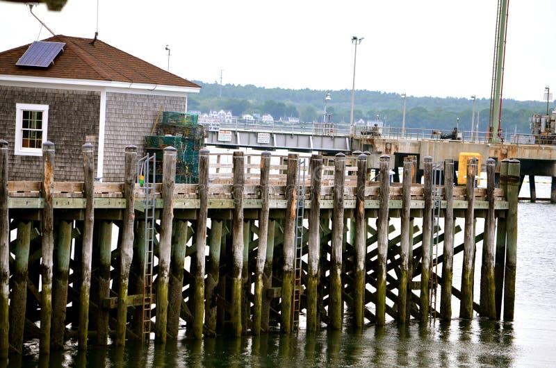 Tug Boats en Portland Maine fotografía de archivo