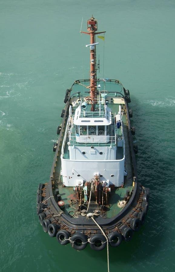 Tugboat fotografia de stock