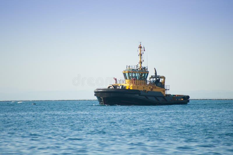 Tugboat στοκ φωτογραφίες με δικαίωμα ελεύθερης χρήσης