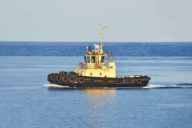 Download Tugboat stock photo. Image of port, boating, sailing - 27030796
