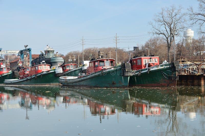 tugboats fotografia royalty free