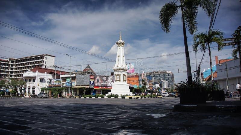 Tugu Jogja royalty free stock photography