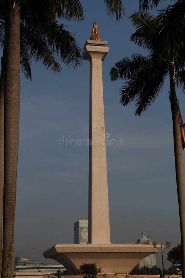 Tugu Monas. National Monument, Jakarta Indonesia stock photos
