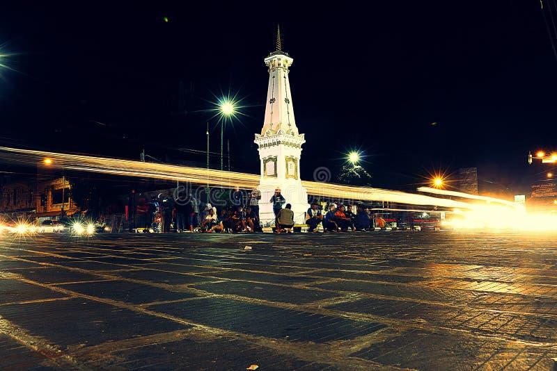 Tugu Yogyakarta stock photos