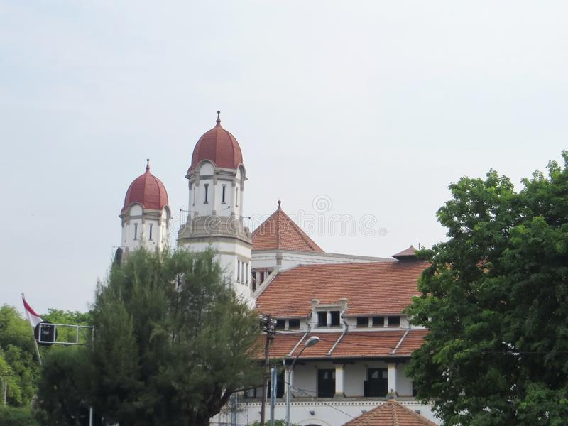 Tugumuda Semarang royalty-vrije stock foto
