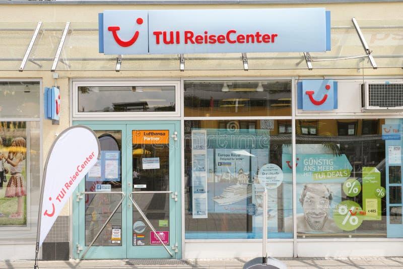 TUI ReiseCenter stock photography