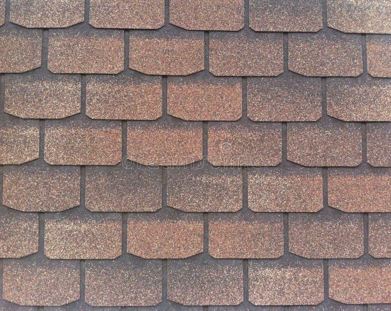 Tuile élastique et flexible Matériau de construction artificiel pour la bâche de toit Géométrique abstrait illustration stock